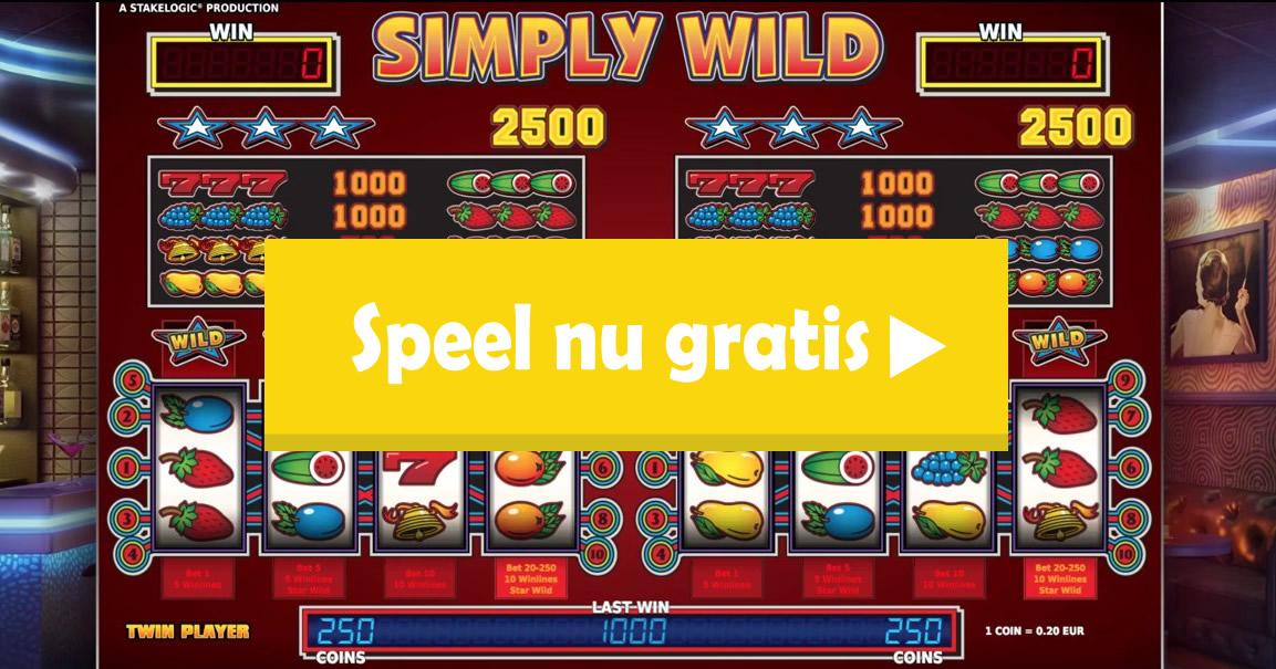 Simply Wild gratis spelen