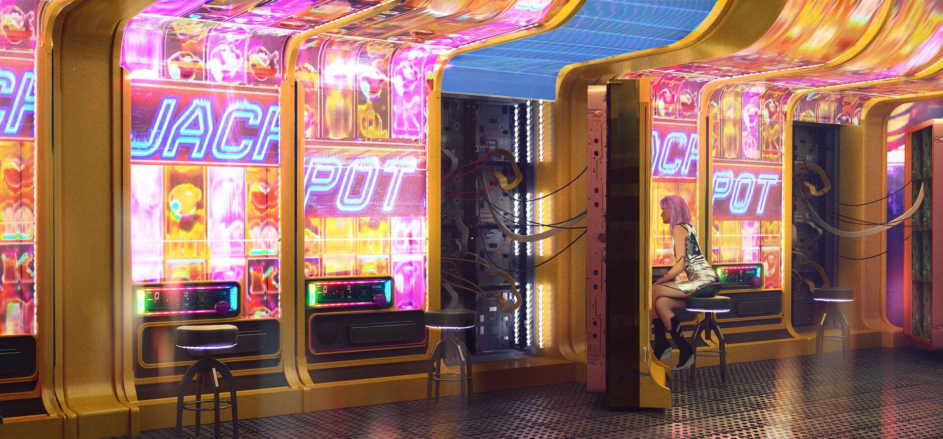 Fruitautomaten in de toekomst